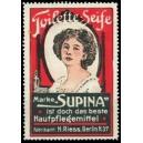 Supina Toilette - Seife ... (WK 02 - Frau, Spiegel)