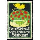 Weiss Seifen Parfümerien Stuttgart (Schmetterling)