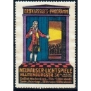 Neuhauser Lichtspiele ... (Vorhang blau)