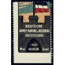 Berlin 1907 Deutsche Armee Marine u. Kolonial Ausstellung