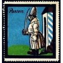 (Karikatur) Posten