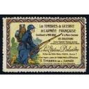 Delandre Les Timbres de Guerre ... (WK 01)
