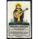 Braun & Hauser München Saiteninstrumente & Saiten ...