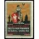Frankfurt 1913 IV. Wettstreit ... Gesang-Vereine (Lorbeer)