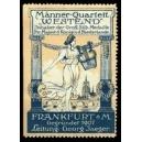 Frankfurt Männer-Quartett Westend ... (dunkelblau)