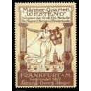Frankfurt Männer-Quartett Westend ... (dunkelbraun)