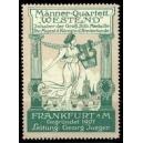 Frankfurt Männer-Quartett Westend ... (dunkelgrün)
