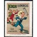 Koch Harmonicas sind unerreicht