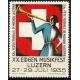 Luzern 1935 XX. Eidgen. Musikfest ...