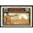 München 1914 IX. Bayrisches Arbeiter-Sängerfest (WK 02)