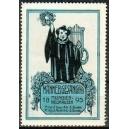 München - Neuhausen Männer-Gesang-Verein 1895 ... (blau)