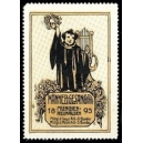 München - Neuhausen Männer-Gesang-Verein 1895 ... (braun)