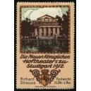 Stuttgart 1912 Richard Strauss Festwoche ... (WK 02)