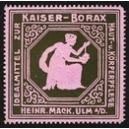 Kaiser Borax (WK 01 - rosa)