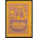 München, Verein der Plakatfreunde Ortsgruppe (WK 01 - gelb)