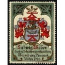 Weber Buch- und Schreibwarenhandlung Würzburg (WK 01)