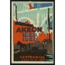 Akron 1925 Centennial (WK 01)