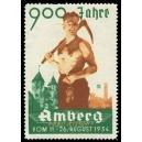 Amberg 1934 900 Jahre