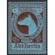 Berlin 1914 Der Dobermannpinscher Polizeihund ... (WK 01)