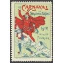 Chalon-s-Saône 1912 Carnaval (WK 01)