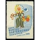 Hannover 1951 Erste Bundes-Gartenschau