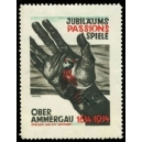 Ober Ammergau 1934 Jubiläums Passions Spiele