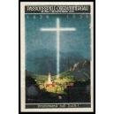 Oberammergau 1934 Passionsspiele Deutschland ruft Euch