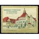 Regensburg 1912 Synagogen-Einweihung (WK 01)
