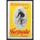 Torpedo Rad B. Salzmann auf