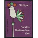 Stuttgart 1961 Bundes Gartenschau