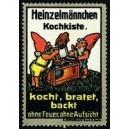 Heinzelmännchen Kochkiste kocht bratet backt ohne Feuer ...