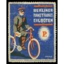 Berliner Paketfahrt (Fahrrad)