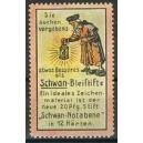 Schwan Bleistifte ... (WK 02)