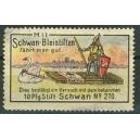 Schwan Bleistifte ... (WK 07)