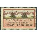 Schwan Bleistifte ... (WK 08)