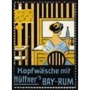 Hüffner's Bay-Rum Kopfwäsche  (WK 01)