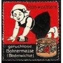 Parkett Rose Nass wischbare geruchlose Bohnermasse (WK 02)