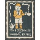 Homsdal Kaffee Fein & bekömmlich (WK 01)