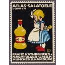 Atlas - Salatoele 5 Sorten ... (Mädchen)
