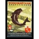 Wesermünde Bremerhaven ... Fischereianlagen ... (WK 01)