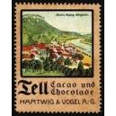 Tell Cacao und Chocolade ... Stadt u. Festung Königstein
