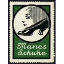 Manes Schuhe (WK 01 - grün)