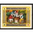Altenburger Karten, Wir spielen nur mit (WK 01 - 3 Zwerge)