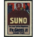 Suno Spiritus Bügeleisen Gross Schw. Hall (WK 01)