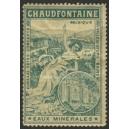 Chaudfontaine Belgique Eaux Minérales ... (Var B grünlich)