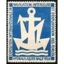 Bale 1926 Exposition de Navigation Interieure