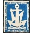 Basel 1926 Ausstellung für Binnenschiffahrt