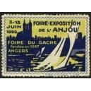 Angers 1926 Foire - Exposition de l'Anjou ... (WK 01)