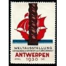 Antwerpen 1930 Weltausstellung ... (WK 01)