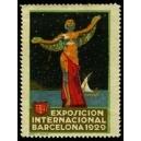 Barcelona 1929 Exposicion Internacional (Var A)